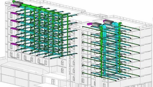 Revit MEP Service, MEP Contractor, एमईपी इंजीनियरिंग