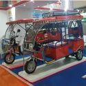 Mini Metro (EXPO) E Rickshaw