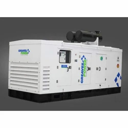 1250kva Greaves Power Silent Dg Set