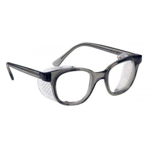 Safety Smoke Gray Frame, Chashma Frame, Chashme Ke Frame, Eyeglass ...