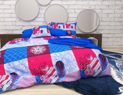 3d Designer Bed Sheet