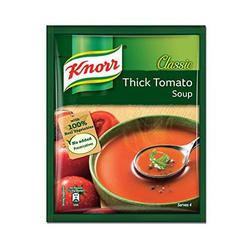 Knorr Thick Tomato Soup, Packaging Type: Poly Bag