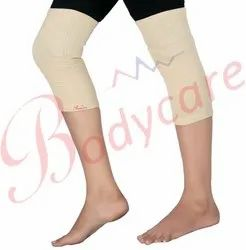 Elastic Tubular Knee Support - Premium/Grey