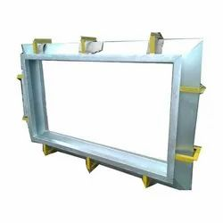 Rectangular Stainless Steel Bellows