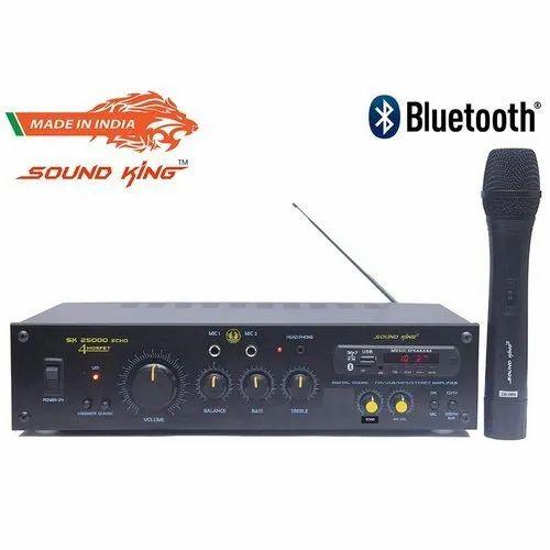 SK-25000 Echo Bluetooth Karaoke