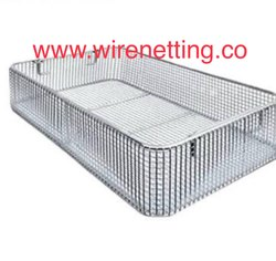 Surgical Wire Mesh Trays