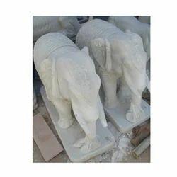Stone Animal Statue
