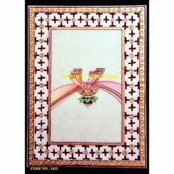 Makrana Marble Hand Craft for Wedding Decoration