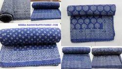 Handmade Kantha Bed Cover