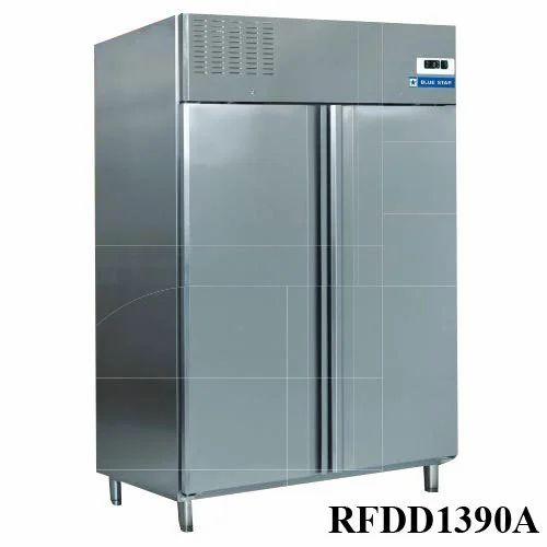 Reach In Freezer Blue Star Commercial Refrigerator