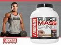 Labrada Muscle Mass Gainer, Packaging Size: 5kg