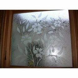 Designer Window Glass, Thickness: 10-12 Mm