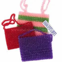 Beaded Bag Design Small Ladies Handbags