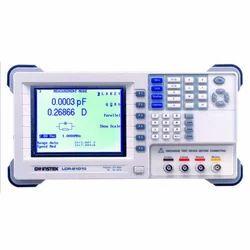 GW Instek LCR-8001G Benchtop LCR Meter, For Industrial, Model: LCR-8101G