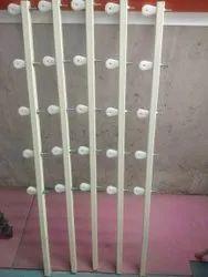 Solar Fencing Pole