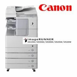50-60 Hz Multi-Function Canon Image Runner 2525W Series, Supported Paper Size: A3 and A4
