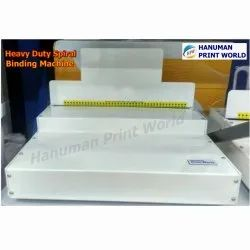 Heavy Duty Spiral Binding Machines