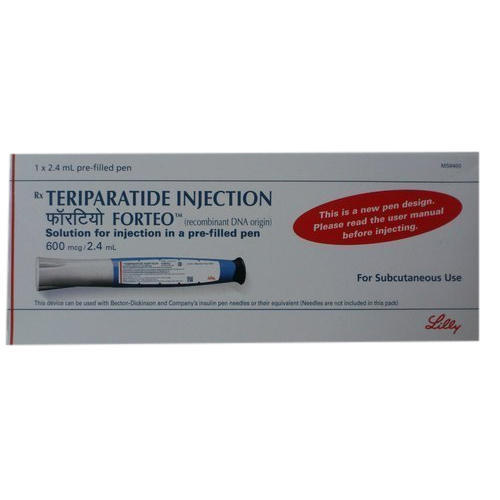 Pain Relief Medicine - Teriparatide Injection Exporter from
