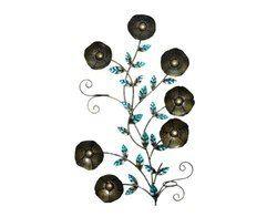 Decorative Flower Wall Decor Hanging