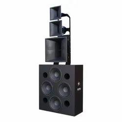 4 Way Speakers
