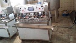 Automatic Pouch Juice Filling Machine