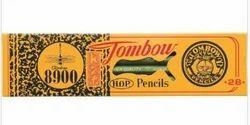 Tombow 8900 Black Lead Pencil Set Of 12