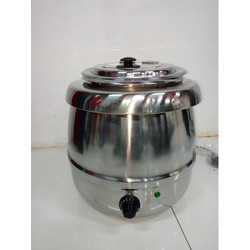 Easy Cook SS Electric Soup Kettle, Capacity(Litre): 10