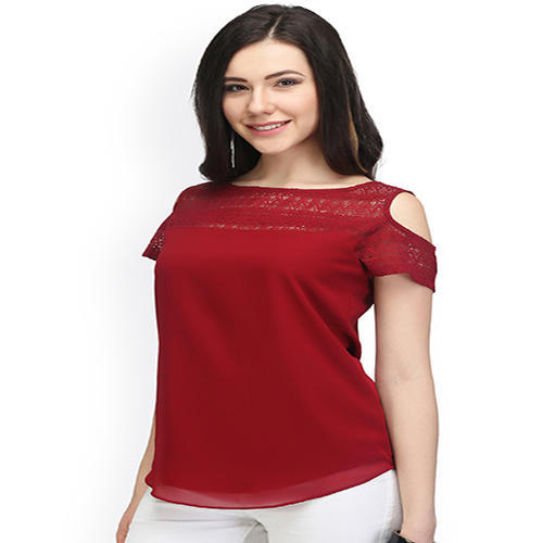 8278c42d Medium Printed Women Fashion Tops, Rs 320 /piece, Glory House Global ...