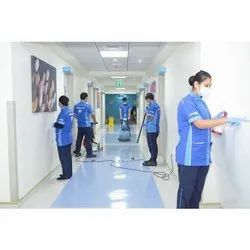 Hospitals Housekeeping Services