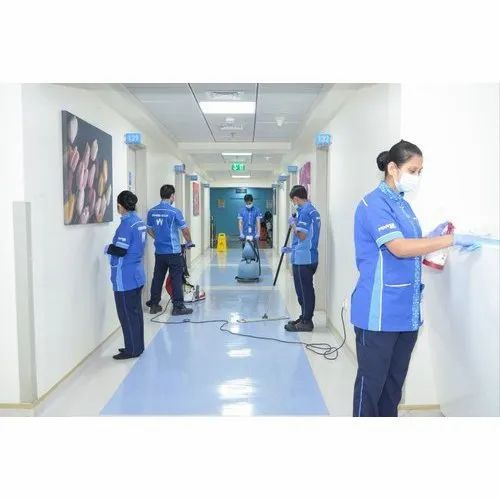 Offline Hospitals Housekeeping Services, Local