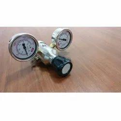 Industrial Gas Pressure Regulator
