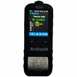 Alcohol Breath Analyzer A50