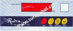 Polycarbonate Weight Stickers