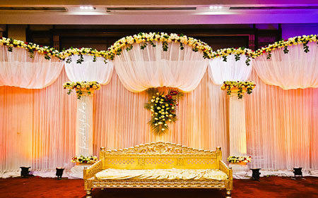 Reception Decoration Service, Indian Wedding Decorations, Marriage ...