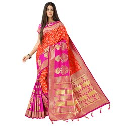 1070 Handloom Silk Saree