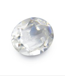 Oval Zircon Natural Gemstone