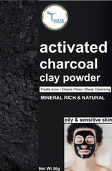 Activated Charcoal Clay Powder
