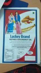 15kg Refined Groundnut Oil