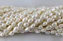 Pearl Nuggets Tumble Gemstone Beads
