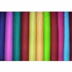 Organic Cotton Poplin Multi Color Solid Fabric