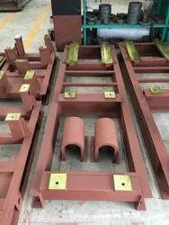 Mild Steel MS Base Frame