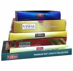 Formal Plain Vimal Pant Shirt Fabric Combo