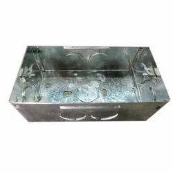 Stainless Steel Rectangular Modular Box