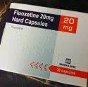 Fluoxetine 20 MG Capsules