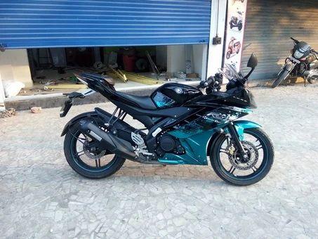 yamaha yzf r15 ver 2 0 2015 used bike at rs 91000 piece motorbike
