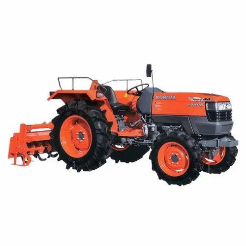 45 HP Single Plate Clutch Kubota L4508 Tractor