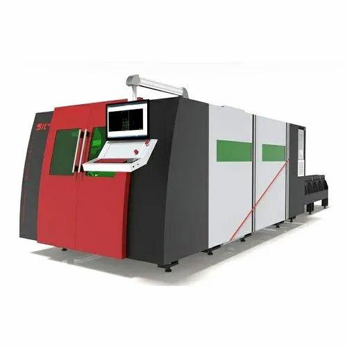 Single phase Fiber Laser Metal Cutting Machine, Rs 3500000 /unit Micron  Lasers India | ID: 20650636262