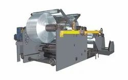 Aluminium Fin Stock Slitting Machine