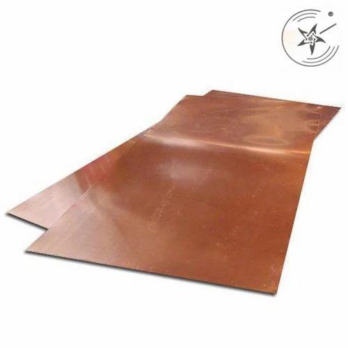 Copper Copper Block Sheet Manufacturer From Delhi