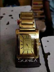 Sonex Mens Analog Watch